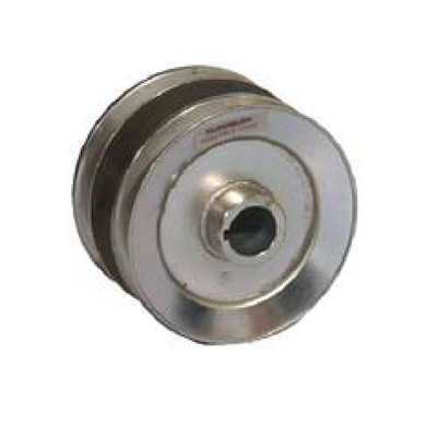 "9907500X475D Dixie Chopper Split Pulley 5""x4.75"""