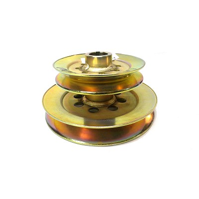 "9907500X600D Dixie Chopper Split Pulley 5""x6"""