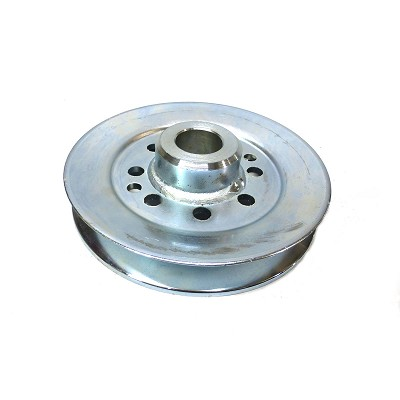"9907525X100S Dixie Chopper Split Pulley 5.25""x1"" Bore"