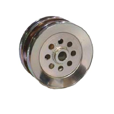 "9907600X600D Dixie Chopper Split Pulley 6"" x 6"""