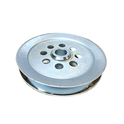 "9907675X100S Dixie Chopper Split Pulley 6.75""x1"" Bore"