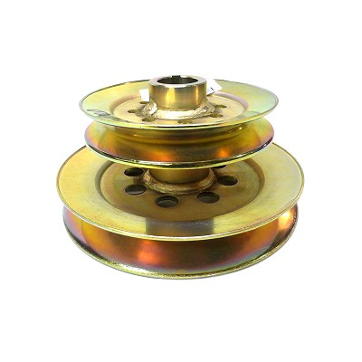 "9907750X100S Dixie Chopper Pulley 7.5""x1"" Bore"