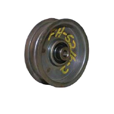 FH-5216-2 Dixie Chopper Flat Idler Blower Pulley